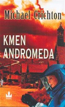 Obálka titulu Kmen Andromeda