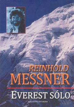 Obálka titulu Everest sólo