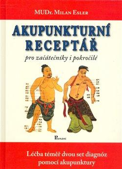 Obálka titulu Akupunkturní receptář