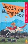 Obálka knihy Bojíš se, Margito?