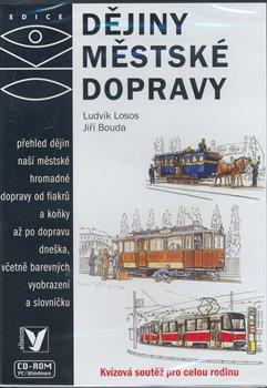 Obálka titulu Dějiny městské dopravy
