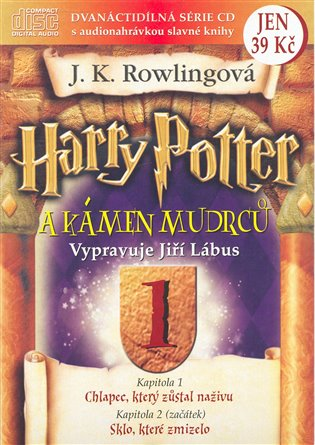 Harry Potter a Kámen mudrců 1.