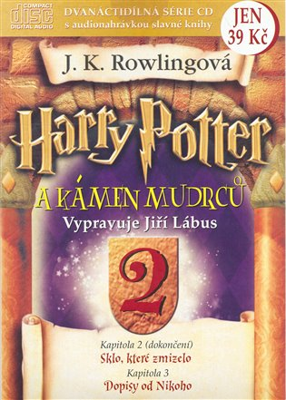 Harry Potter a Kámen mudrců 2.