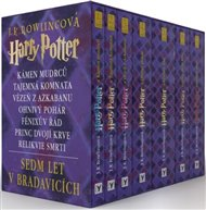 Harry Potter - komplet 1-7
