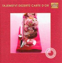 Obálka titulu Tajemství dezertů Carte d´Or
