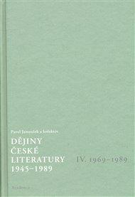 Dějiny české literatury 4. - 1945–1989