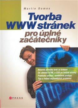 Obálka titulu Tvorba WWW stránek
