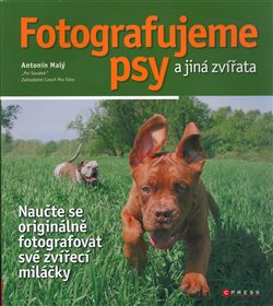 Obálka titulu Fotografujeme psy