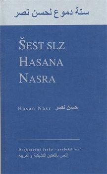 Obálka titulu Šest slz Hasana Nasra