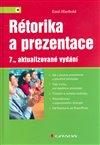 Obálka knihy Rétorika a presentace