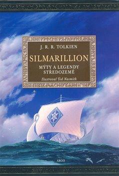 Obálka titulu Silmarillion (ilustrované vydání)