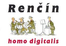 Obálka titulu Homo digitalis