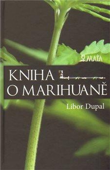 Obálka titulu Kniha o marihuaně