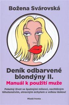 Obálka titulu Deník odbarvené blondýny II.