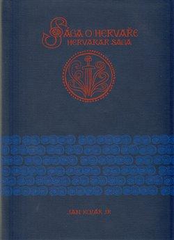 Obálka titulu Sága o Hervaře