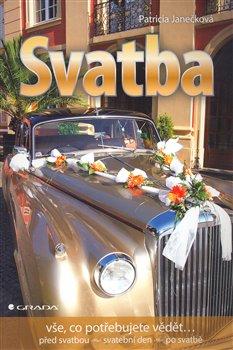 Obálka titulu Svatba