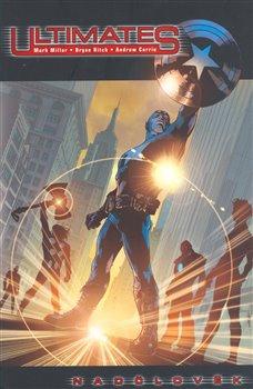 Obálka titulu Ultimates: Nadčlověk
