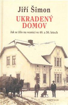 Obálka titulu Ukradený domov