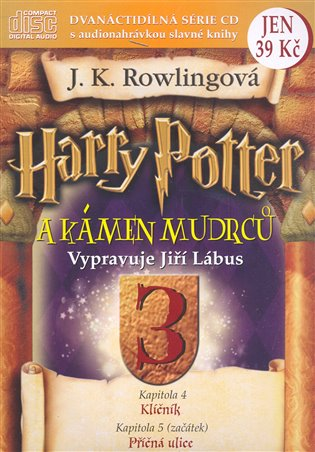 Harry Potter a Kámen mudrců 3.