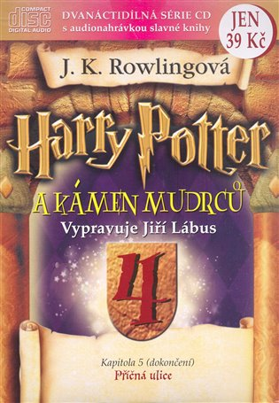 Harry Potter a Kámen mudrců 4.