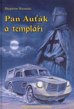 Obálka titulu Pan Auťák a templáři