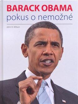 Obálka titulu Barack Obama
