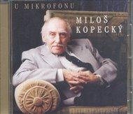 U mikrofonu Miloš Kopecký