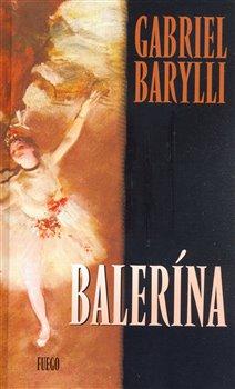 Obálka titulu Balerína