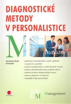 Obálka titulu Diagnostické metody v personalistice