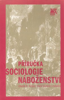 Obálka titulu Příručka sociologie náboženství