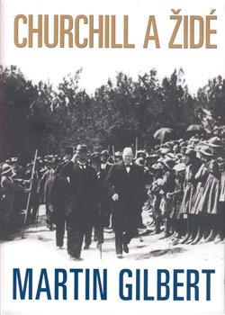 Obálka titulu Churchill a Židé