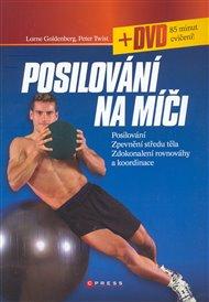 Posilování na míči + DVD