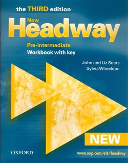 Obálka titulu New Headway Pre-Intermediate 3rd edition - Workbook with key