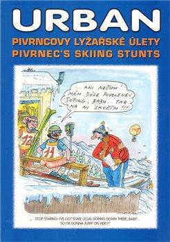Obálka titulu Pivrncovy lyžařské úlety