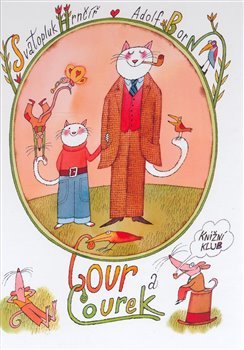 Obálka titulu Cour a Courek