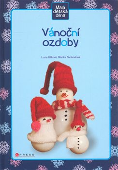 Obálka titulu Vánoční ozdoby