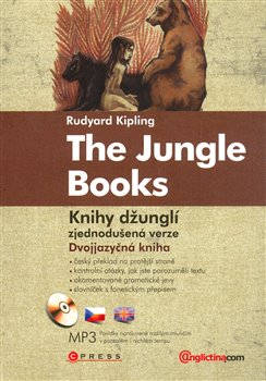 Obálka titulu The Jungle Books