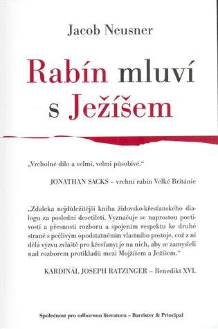 Rabín mluví s Ježíšem - Jacob Neusner   Booksquad.ink