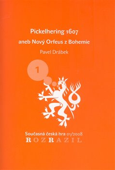 Obálka titulu Pickelhering 1607