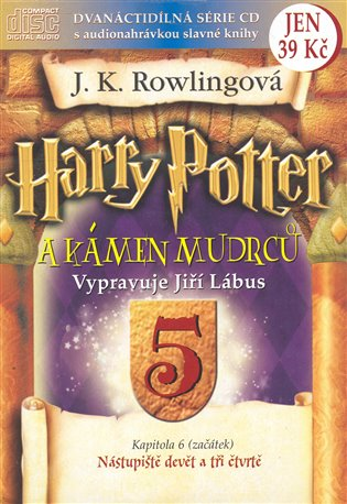 Harry Potter a Kámen mudrců 5.