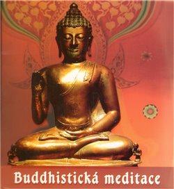 Obálka titulu Buddhistická meditace
