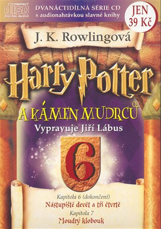Harry Potter a Kámen mudrců 6.