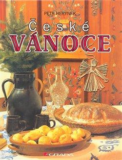 Obálka titulu České Vánoce
