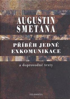 Obálka titulu Příběh jedné exkomunikace a doprovodné texty