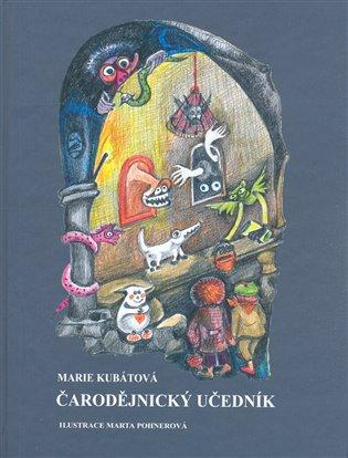 Čarodějnický učedník - Marie Kubátová   Booksquad.ink