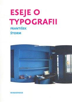 Obálka titulu Eseje o typografii