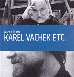 Obálka titulu Karel Vachek etc.