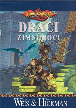 Obálka titulu DragonLance: Kroniky 2. - Draci zimní noci