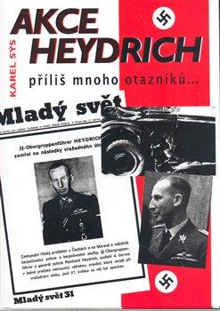 Obálka titulu Akce Heydrich