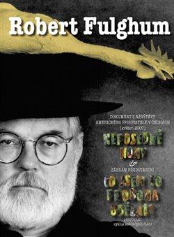 Obálka titulu Robert Fulghum